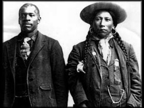 Native American and African American