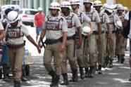 Brasil carnaval police